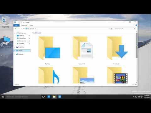 Windows 10 Build 10125 - Improved Start, Tablet Mode, Icons + MORE