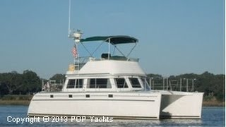 [UNAVAILABLE] Used 2002 PDQ Yachts MV 34 in San Pedro, California