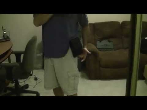 Sneaky Pete Holster for TASER C2 Personal Protection Device
