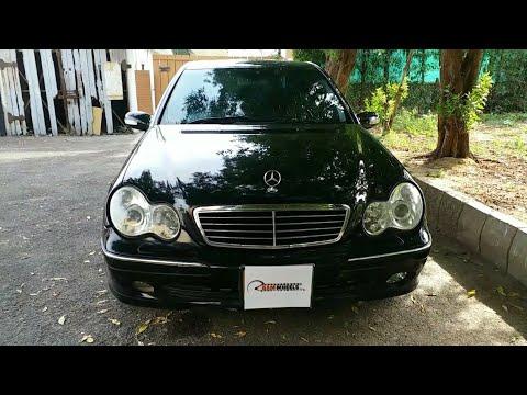 Mercedes Benz C200   In-Depth Urdu Review   Price, Features & Test Drive
