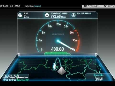 5 herramientas para medir la velocidad de tu conexión a internet