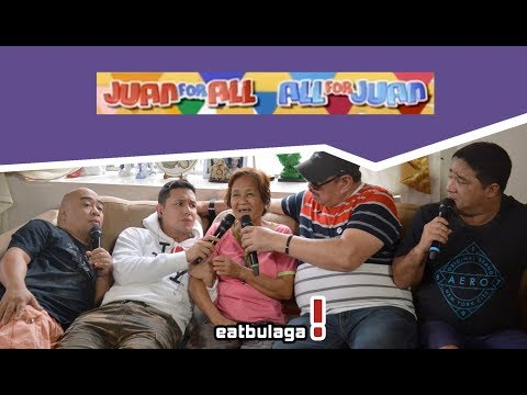 Juan For All, All For Juan Sugod Bahay | January 19 , 2018
