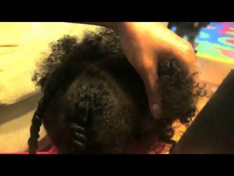 Ashlynn's Hair Care: Night Routine