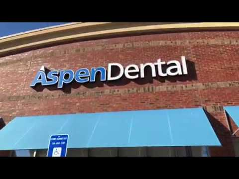 Aspen Dental McDonough Georgia Southpoint Shopping Center