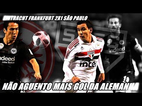 SÃO PAULO 1X2  EINTRACHT FRANKFURT - FLORIDA CUP 2019 MELHORES MOMENTOS