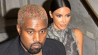 After many reports of the couple kim kardashian and kanye west living separately here's another report claims has no divorce pl...