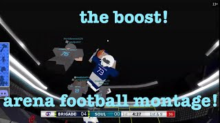 [ROBLOX] Arena Football Montage #2 - Sober Up - 70 Subscriber Special