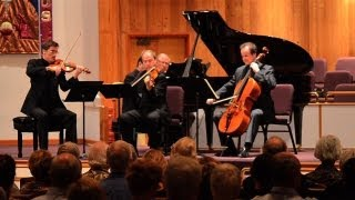 Melbourne Chamber Music Society - a classical jewel on Florida