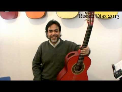 "Fitness 25 in ""Picado"" (to strengthen right hand ) Flamenco Guitar Lessons CFG Malaga"