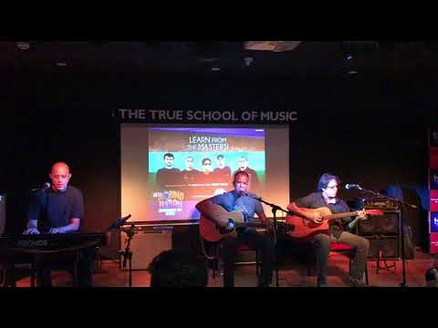 Fireflies (Unplugged)   Indus Creed at The True School of Music