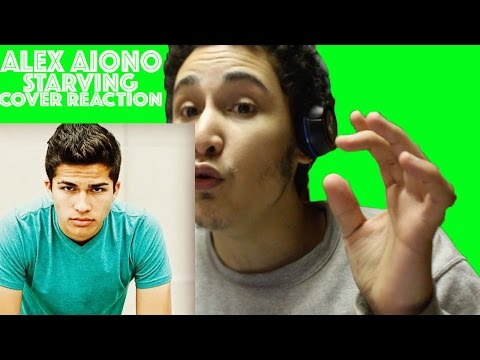 Alex Aiono Covers Starving by Hailee Steinfeld & Grey feat. Zedd WITH SURPRISE MASHUP Reaction!