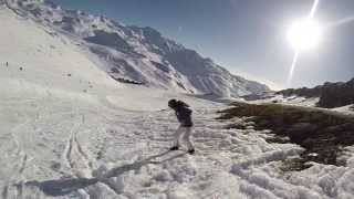 Val Thorens 2014 with Exeter Snowsports