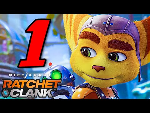 RATCHET & CLANK RIFT APART [Walkthrough Gameplay ITA PS5 – PARTE 1] – LA NEXT GEN è QUI!