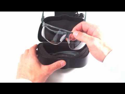 d2dac4625c Peltor EVP Eye Protection - YouTube