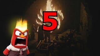 Топ 5 слитых персонажей Игры Престолов