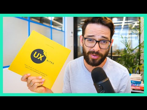 Get Started in UX With This Book: UX Bites