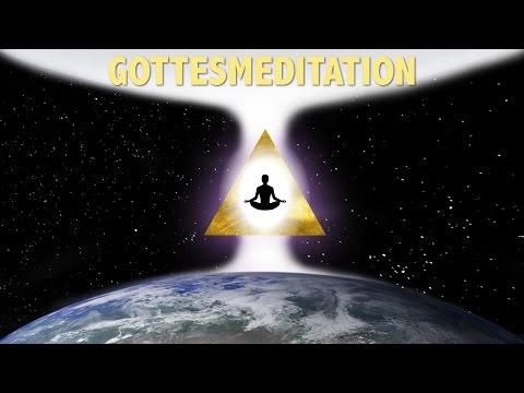 Geführte Meditation: Gottesmeditation - Verbindung mit dem Licht