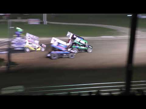 Plymouth Dirt Track Sprint Feature 5-25-2019