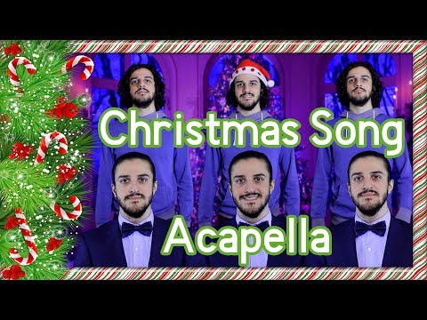 Christmas Song - Acapella cover (by Guga)