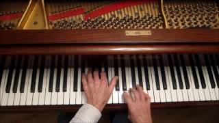 "Gospel/Jazz: ""Auld Lang Syne"", Farewell to 2016- Solo Piano"