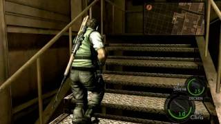 Resident Evil 5 PC 6-3 Gameplay part1