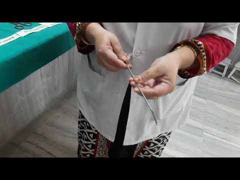 Gynaecology instruments explained in Hindi