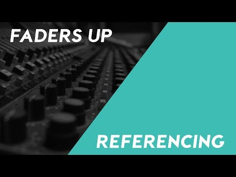 Top Engineers on Why Mixing to Reference Tracks Is So Important