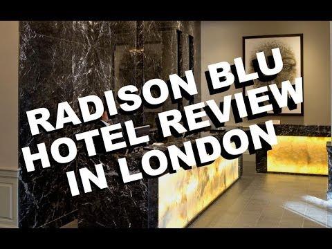 Radisson Blu Edwardian Grafton Hotel Review London, UK
