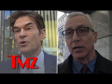 Dr. Drew and Dr. Oz Rip Media for Coronavirus Panic, Urge Common Sense