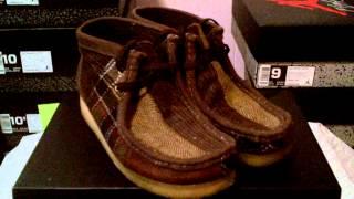 Rare Clarks Wallabees www.sneaksonice.bigcartel.com