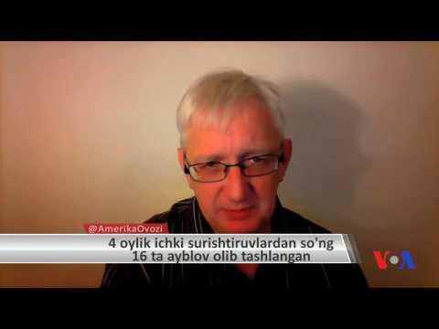 Britaniya sobiq elchisi Kreg Murrey bo'lajak saylovlar va Shavkat Mirziyoyev haqida fikr bildirdi