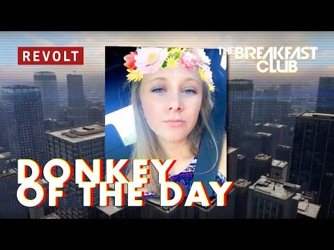 Morgan Roof | Donkey of the Day
