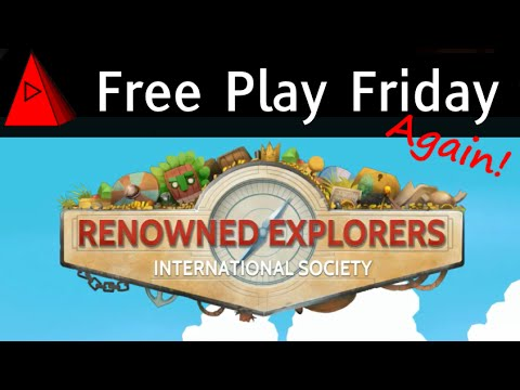 Mali Vacation - Renowned Explorers: Redux - Free Play Friday - Adventure Mode Classic