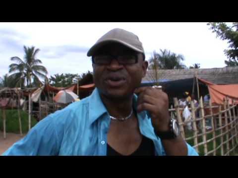 Les souvenirs de Makubakuba: Visite du marché de Djoko Punda. Rive gauche de la rivière Kasaï