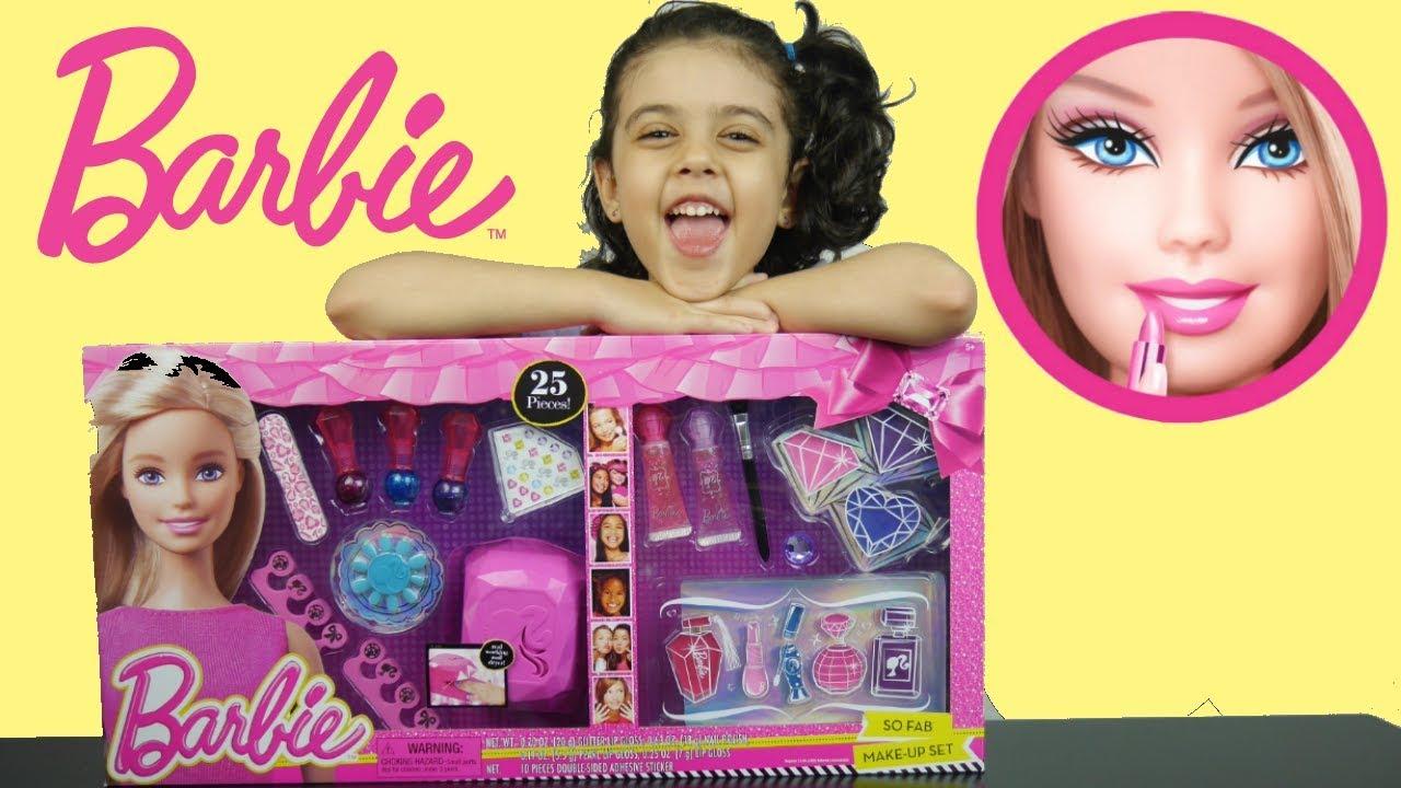العاب بنا العاب مكياج اطفال Make Up Set For Girls