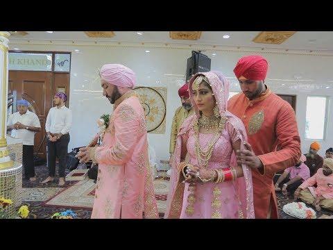 Punjabi Wedding Malaysia | Salvender & Ravita