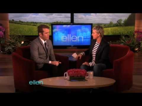 Perez Hilton Pledges to Be Kind on Ellen (2010-10-13)