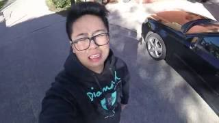 My drone EXPLODES + New car! - vlog #113