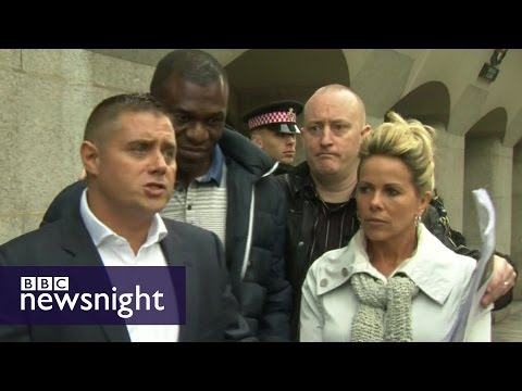 The victims of the 'Fake Sheikh' - BBC Newsnight