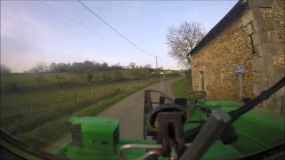 transport de vache