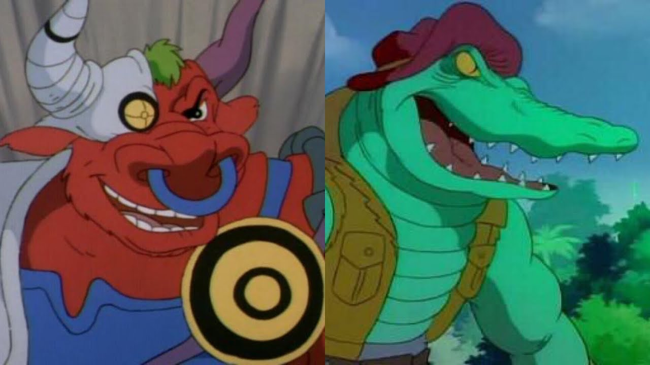 Every Ninja Turtles Villain From The Original Cartoon 1987 1996 Youtube
