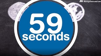 59seconds Happiness