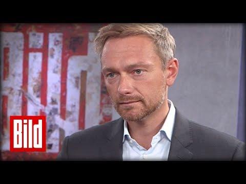 FDP-Chef Christian Lindner  - Alle Flüchtlinge müssen zurück!