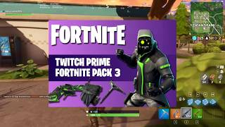 "*NEW* FREE ""Archetype"" SKIN! Secret New Skins LEAKED! (Fortnite Skin, Pickaxe & Glider)"
