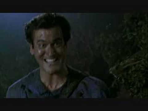 Army Of Darkness - Good, Bad, Im The Guy With The Gun