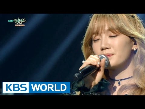 JOO - Cry & Blow (울고 분다) [Music Bank COMEBACK / 2015.11.06]