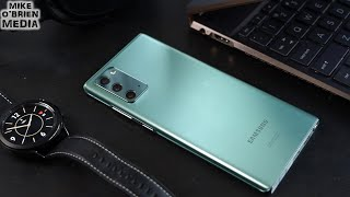 GALAXY NOTE 20 by Samsung (Better Than You Think, but Worth The Price?)