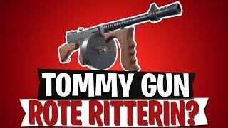 TOMMY GUN LEAK | RED RITTERIN & SKINS GIFT? | FORTNITE BATTLE ROYALE