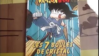 DRAGON BALL LES 7 BOULES DE CRISTAL BD ANIME COMICS FRENCH ALBUM N°1