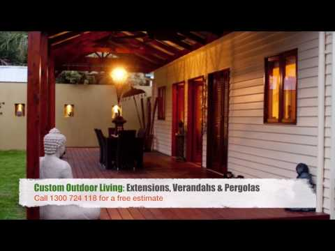 Melbourne Home Extensions by Custom Outdoor Living